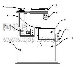 bh-10/20型沥青混合料拌和机工作原理