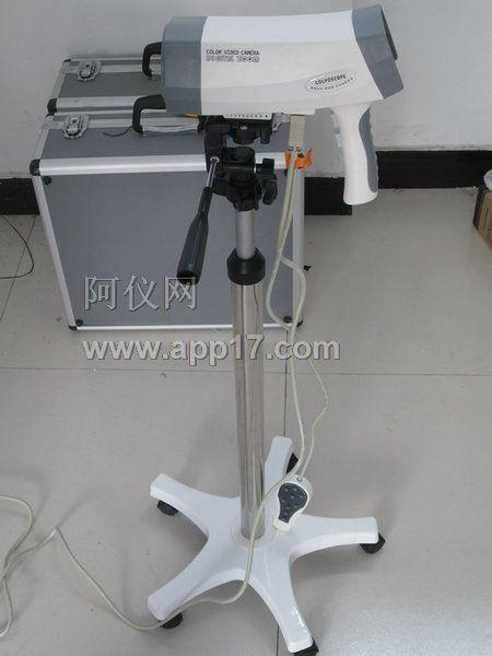 阴道镜,电子阴道镜,200W像素高清阴道镜LC-9100C