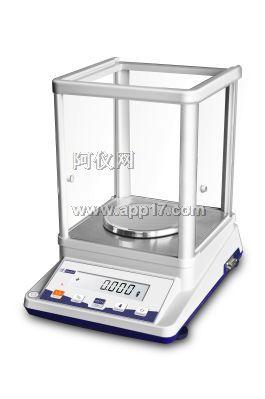 分析电子天平规格