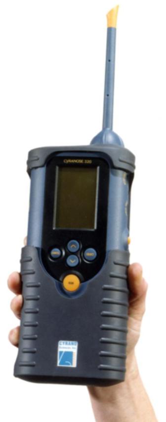 美国Cyranose 320便携式电子鼻价格