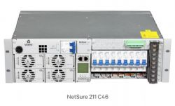 Vertiv NetSure 211 C46系列嵌入式通信�源系�y