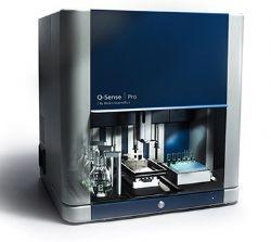 QSense Pro全自动八通道耗散型石英晶体微天平