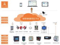 安全用电管理云平台功能及应用